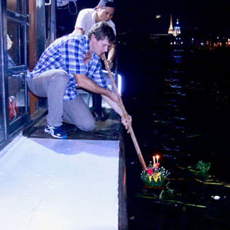 Loy Krathong Dinner Cruise