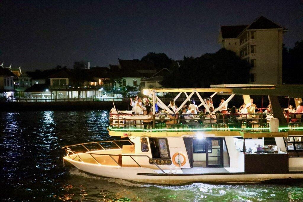 Wedding Cruise Sabai Boat